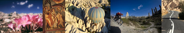 Click here for more info on Cappadocia