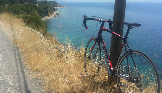 Aegean Coast Roadbiking