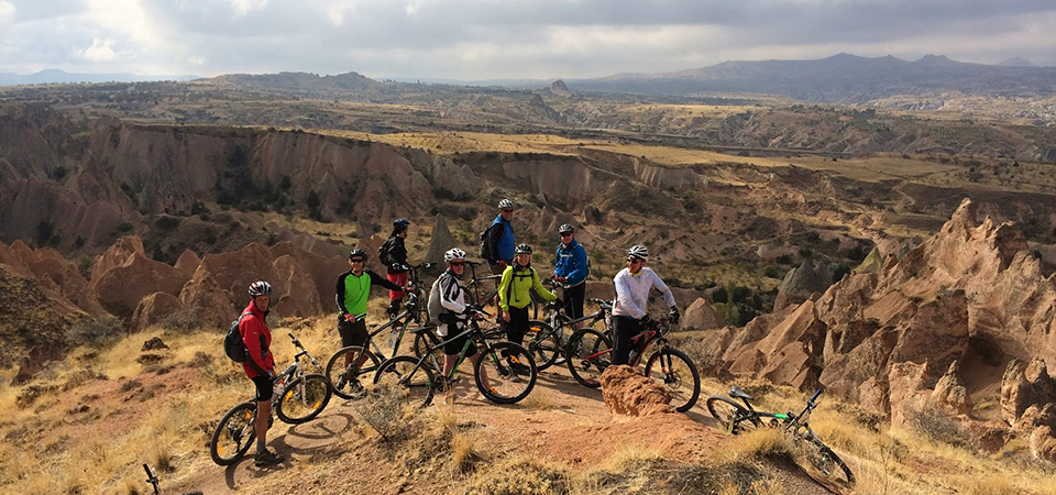 Goreme Weekend Warrior Daily MTB Tour