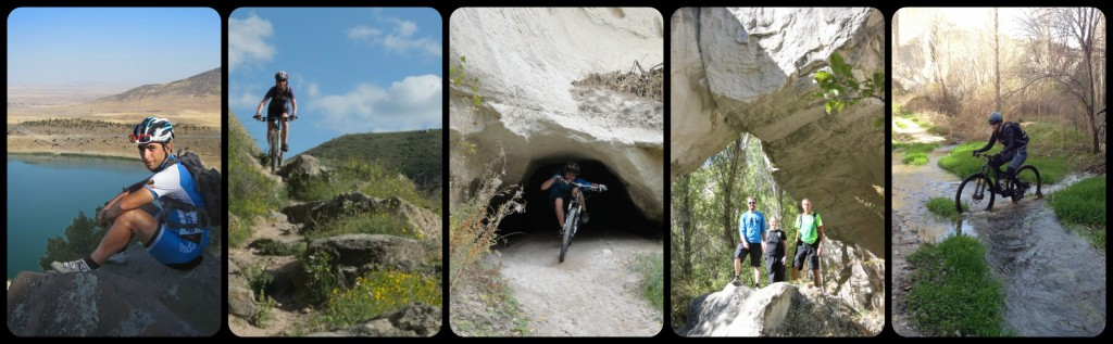 Capp Singletrack Itinerary Collage Day 4
