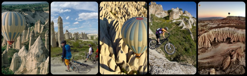 Capp Singletrack Itinerary Collage Day 5