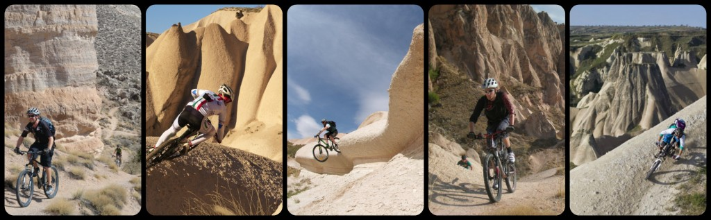 Capp Singletrack Itinerary Collage Day 6