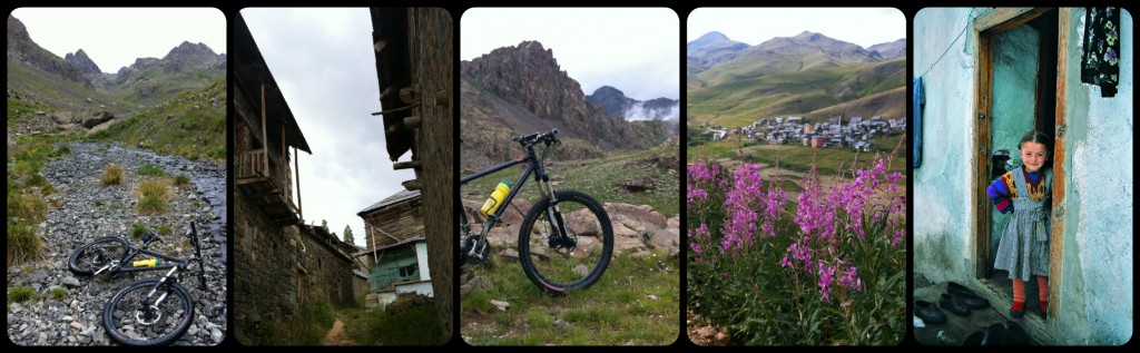 Kackar MTB Itinerary Collage Day 3