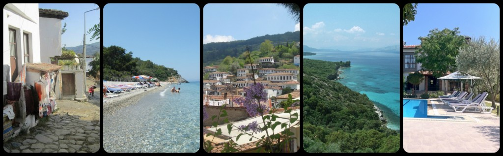 Luxury Aegean Itinerary Collage Day 3