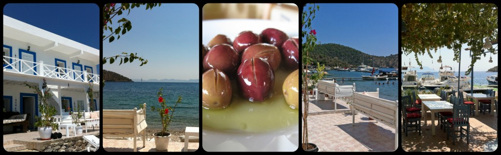 Luxury Aegean Itinerary Collage Day 5