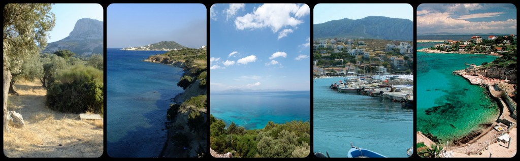 West Aegean Rd Itinerary Collage Day 6
